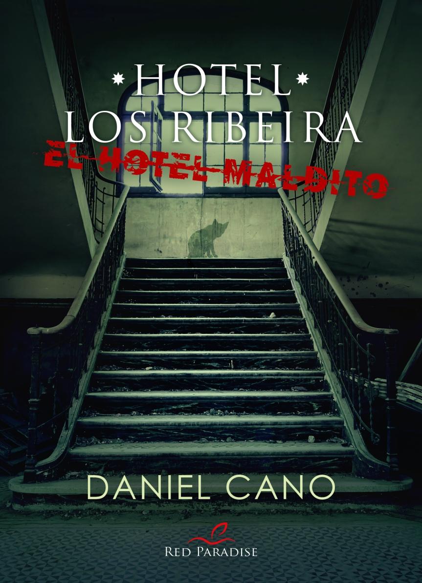 PORTADA HOTEL LOS RIBEIRA. EL HOTEL MALDITO (DC)-1